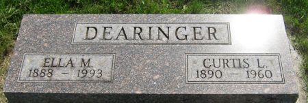 DEARINGER, CURTIS L. - Jasper County, Iowa | CURTIS L. DEARINGER