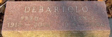 FELLOWS DEBARTOLO, JEAN PEARL - Jasper County, Iowa | JEAN PEARL FELLOWS DEBARTOLO