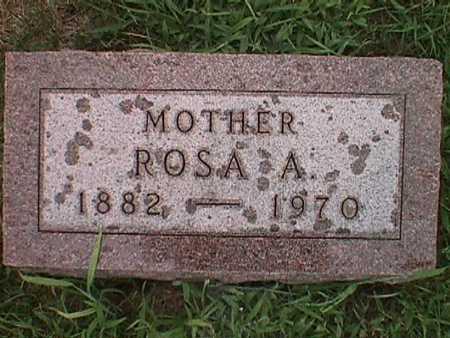 DEPENNING, ROSA ANNA - Jasper County, Iowa | ROSA ANNA DEPENNING