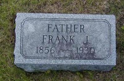 DODD, FRANK - Jasper County, Iowa | FRANK DODD
