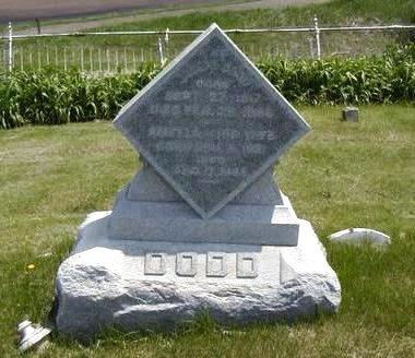 MILLION DODD, AMELIA - Jasper County, Iowa | AMELIA MILLION DODD