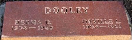 SLOGEL DOOLEY, HERMA D. - Jasper County, Iowa | HERMA D. SLOGEL DOOLEY