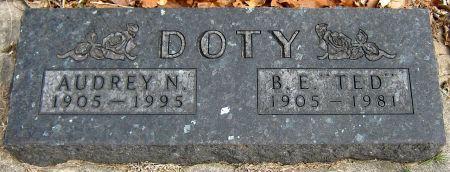 DOTY, AUDREY NELLIE - Jasper County, Iowa | AUDREY NELLIE DOTY