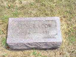 DOW, ARTHUR - Jasper County, Iowa   ARTHUR DOW