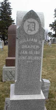 DRAPER, WILLIAM H. - Jasper County, Iowa | WILLIAM H. DRAPER