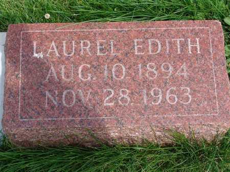 DUNTLEY, LAUREL - Jasper County, Iowa | LAUREL DUNTLEY