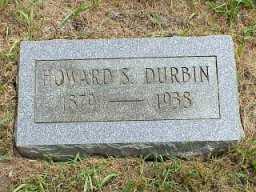 DURBIN, HOWARD S. - Jasper County, Iowa   HOWARD S. DURBIN