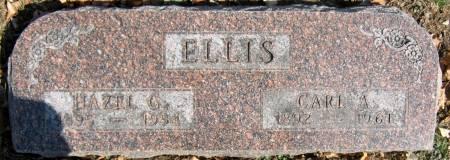 ELLIS, CARL ARTHUR - Jasper County, Iowa   CARL ARTHUR ELLIS
