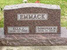ANTHONY EMMACK, ELLA - Jasper County, Iowa | ELLA ANTHONY EMMACK