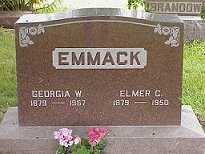 EMMACK, ELMER - Jasper County, Iowa | ELMER EMMACK