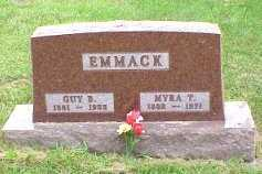 BROCK EMMACK, MRYA T. - Jasper County, Iowa | MRYA T. BROCK EMMACK