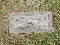 EMMACK, HARRY - Jasper County, Iowa | HARRY EMMACK