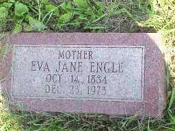 ENGLE, EVA - Jasper County, Iowa | EVA ENGLE