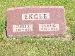 ENGLE, EMMA - Jasper County, Iowa | EMMA ENGLE