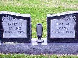 EVANS, EVA - Jasper County, Iowa | EVA EVANS