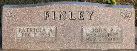 FINLEY, PATRICIA A. - Jasper County, Iowa | PATRICIA A. FINLEY