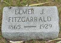 FITZGARRALD, ELMER J. - Jasper County, Iowa | ELMER J. FITZGARRALD