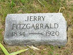 FITZGARRALD, JERRY - Jasper County, Iowa | JERRY FITZGARRALD