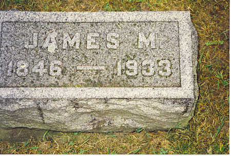 FLEMING, JAMES - Jasper County, Iowa   JAMES FLEMING
