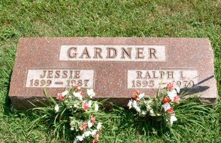 GARDNER, RALPH - Jasper County, Iowa | RALPH GARDNER