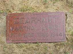 GERHART, LEWIS - Jasper County, Iowa   LEWIS GERHART