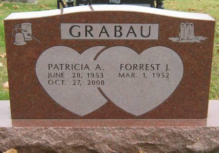 GRABAU, FORREST J. - Jasper County, Iowa   FORREST J. GRABAU