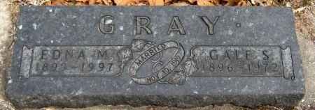 GRAY, GALE SETH - Jasper County, Iowa | GALE SETH GRAY