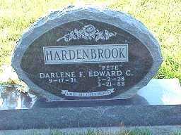 HARDENBROOK, EDWARD C. - Jasper County, Iowa | EDWARD C. HARDENBROOK