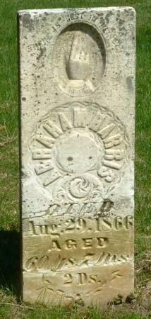 HARRIS, ABRAHAM - Jasper County, Iowa | ABRAHAM HARRIS