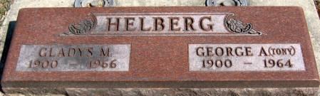 HELBERG, GLADYS MARIE - Jasper County, Iowa | GLADYS MARIE HELBERG