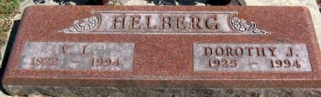 HELBERG, DOROTHY J. - Jasper County, Iowa | DOROTHY J. HELBERG