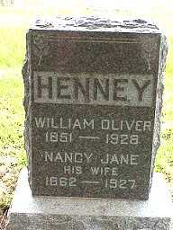 HENNEY, NANCY - Jasper County, Iowa | NANCY HENNEY