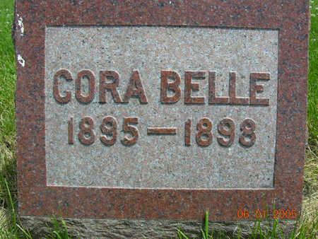 HERWEHE, CORA BELL - Jasper County, Iowa | CORA BELL HERWEHE