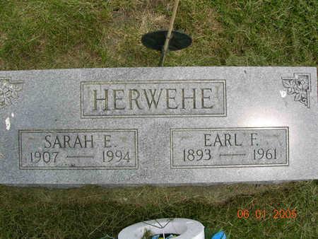 HERWEHE, EARL FLOYD - Jasper County, Iowa | EARL FLOYD HERWEHE