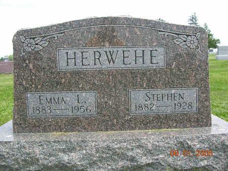 HERWEHE, STEPHEN - Jasper County, Iowa | STEPHEN HERWEHE