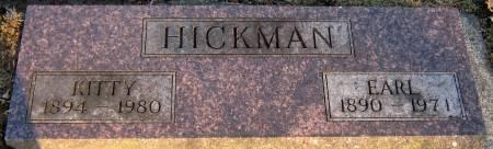 HICKMAN, EARL - Jasper County, Iowa | EARL HICKMAN