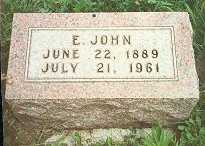 HITCHLER, ELLIS JOHN - Jasper County, Iowa | ELLIS JOHN HITCHLER
