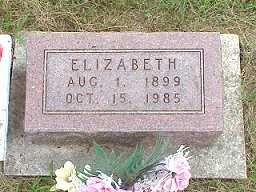 HITCHLER NAISBITT, ELIZABETH - Jasper County, Iowa | ELIZABETH HITCHLER NAISBITT