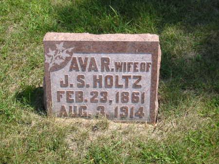 HOLTZ, AVA - Jasper County, Iowa | AVA HOLTZ