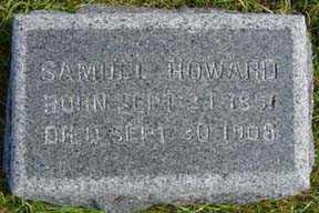 HOWARD, SAMUEL - Jasper County, Iowa | SAMUEL HOWARD