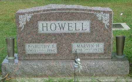 WADE HOWELL, DOROTHY ELIZABETH - Jasper County, Iowa | DOROTHY ELIZABETH WADE HOWELL