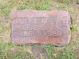 HUFF, MARY LUCINDA - Jasper County, Iowa | MARY LUCINDA HUFF
