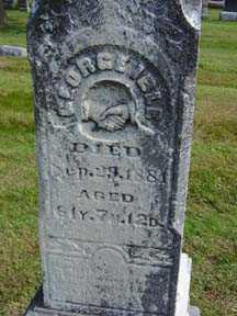IBLE, GEORGE - Jasper County, Iowa | GEORGE IBLE