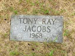 JACOBS, TONY - Jasper County, Iowa | TONY JACOBS