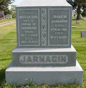 JARNAGIN, ISAAC - Jasper County, Iowa | ISAAC JARNAGIN