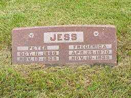 JESS, PETER - Jasper County, Iowa | PETER JESS