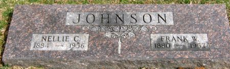 JOHNSON, NELLIE C. - Jasper County, Iowa   NELLIE C. JOHNSON