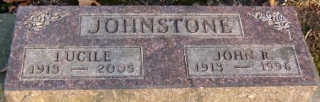 JOHNSTONE, JOHN R. - Jasper County, Iowa | JOHN R. JOHNSTONE