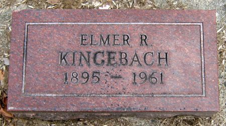 KINCEBACH, ELMER RAY - Jasper County, Iowa | ELMER RAY KINCEBACH