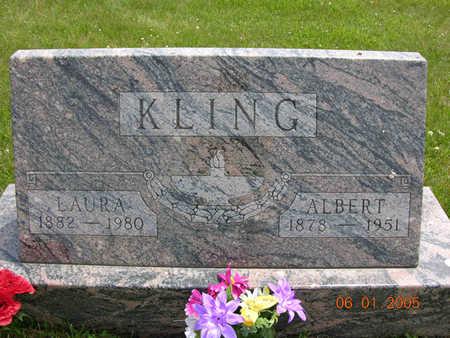 MARTIN KLING, LAURA - Jasper County, Iowa | LAURA MARTIN KLING